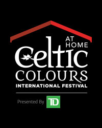 poster for Celtic Colours at Home
